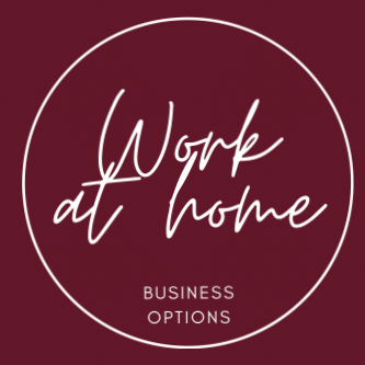 Work At Home Business Options